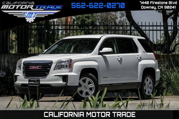 2016 GMC Terrain SLE (BACK-UP CAMERA & BLUETOOTH)