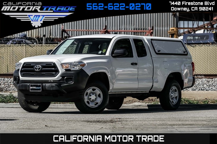 2016 Toyota Tacoma SR (BLUETOOTH & BACK-UP CAMERA)