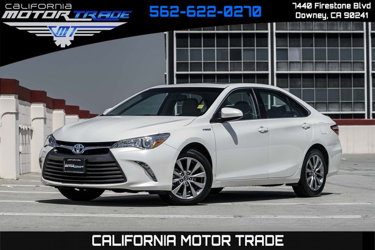2017 Toyota Camry XLE (KEYLESS ENTRY & BLUETOOTH)