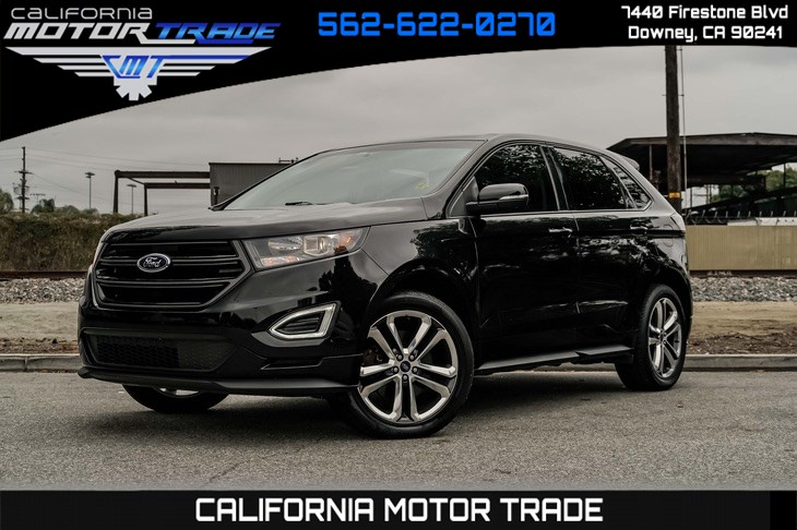 2018 Ford Edge Sport (TURBOCHARGED & BACK-UP CAMERA)