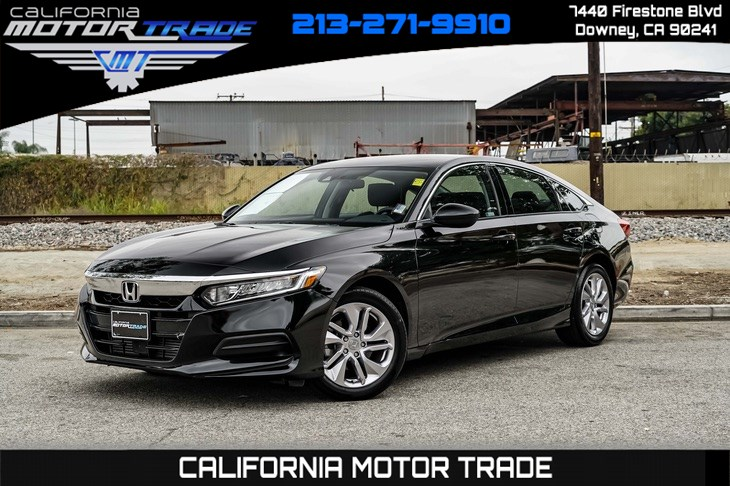 2019 Honda Accord Sedan LX (BACK-UP CAMERA & BLUETOOTH)