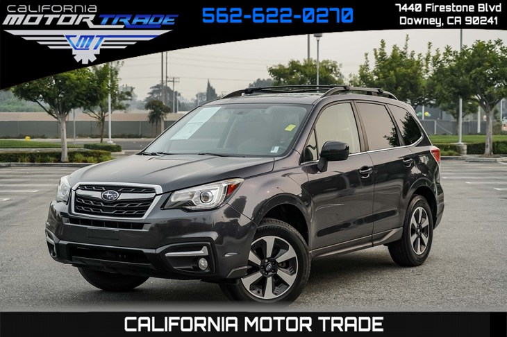 2017 Subaru Forester Limited (NAVIGATION SYSTEM & BACK-UP CAMERA)
