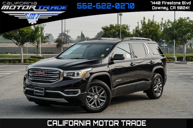 2017 GMC Acadia SLT (NAVIGATION SYSTEM & BACK-UP CAMERA)