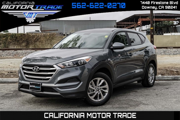 2017 Hyundai Tucson SE (KEYLESS ENTRY & BACK-UP CAMERA)