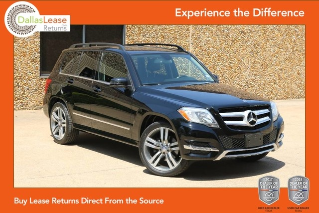 2014 Mercedes Benz Glk 350 Dallas Lease Returns