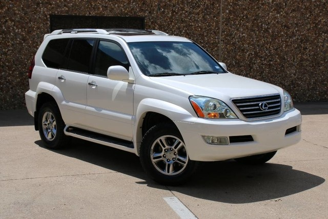 Sold 2008 Lexus GX 470 In Dallas