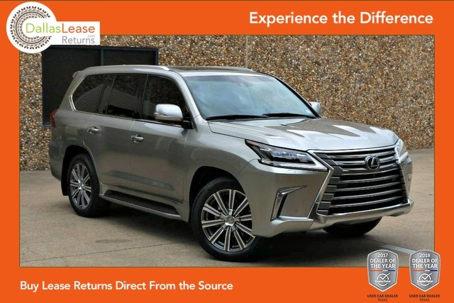 2016 lexus lx 570 lease