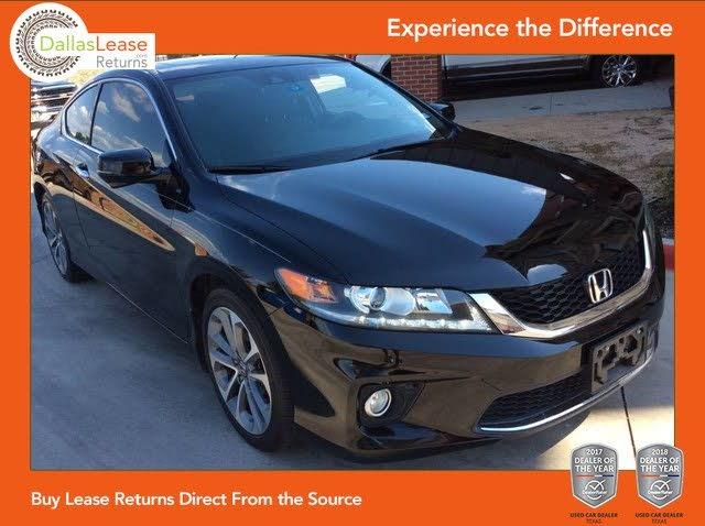 Sold 2014 Honda Accord Coupe Ex L In Dallas