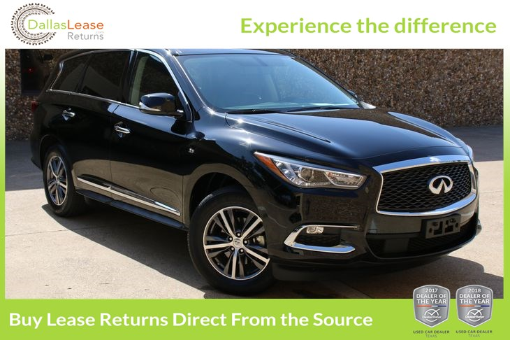 Used INFINITI QX In Dallas - Infiniti qx60 invoice