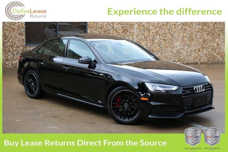 Sold Audi A Premium Plus AWD In Dallas - Audi a4 lease