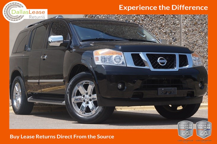 Home; 2012 Nissan Armada Platinum AWD. OVERVIEW; PHOTOS; PRICING; FEATURES  U0026 SPECS; SAFETY. Featured