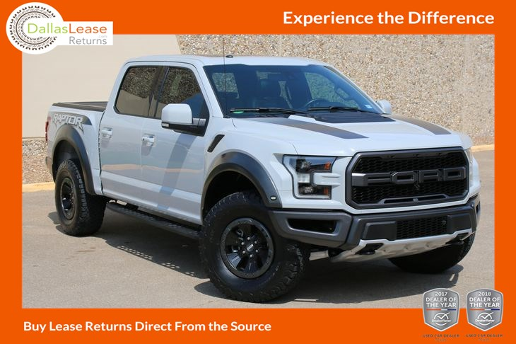 Ford Raptor Lease >> Sold 2017 Ford F 150 Raptor Technology 4x4 In Dallas
