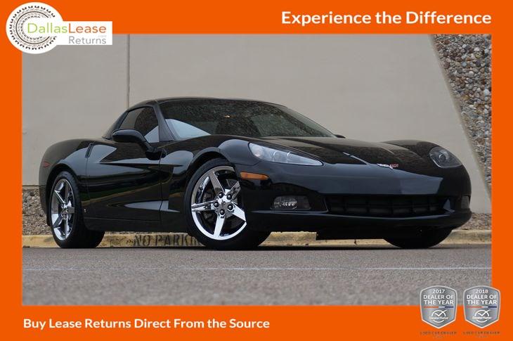 Sold 2008 Chevrolet Corvette LT In Dallas