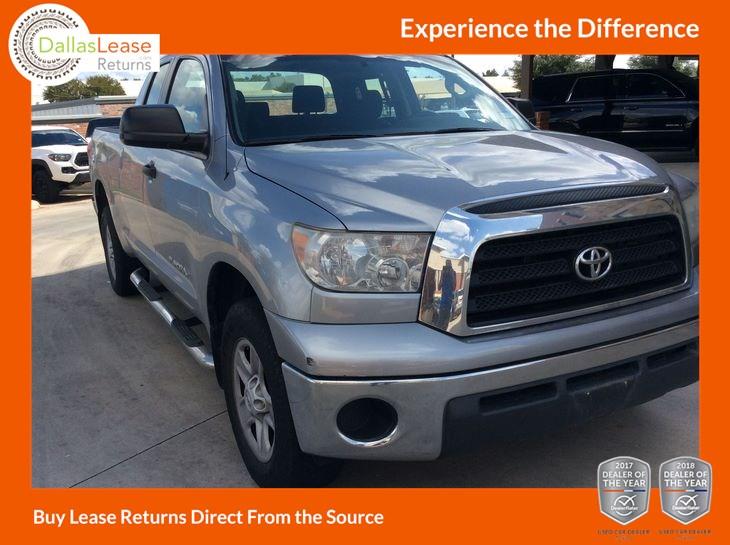 Sold 2008 Toyota Tundra 2wd Truck Sr5 In Dallas