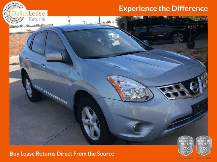 Sold 2013 Nissan Rogue Special Edition In Dallas