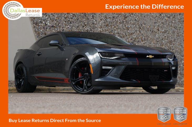 Camaro Ss Lease >> 2016 Chevrolet Camaro Ss Dallas Lease Returns