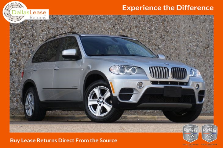 2012 Bmw X5 35d Dallas Lease Returns