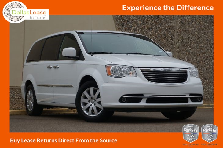 Lease a chrysler town and country