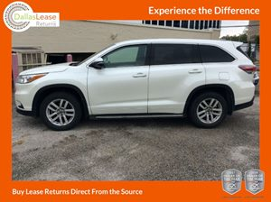 View 2016 Toyota Highlander