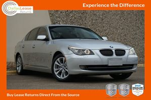 View 2009 BMW 5 Series