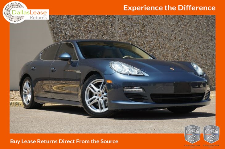 Porsche Panamera Lease >> Used 2013 Porsche Panamera S In Dallas