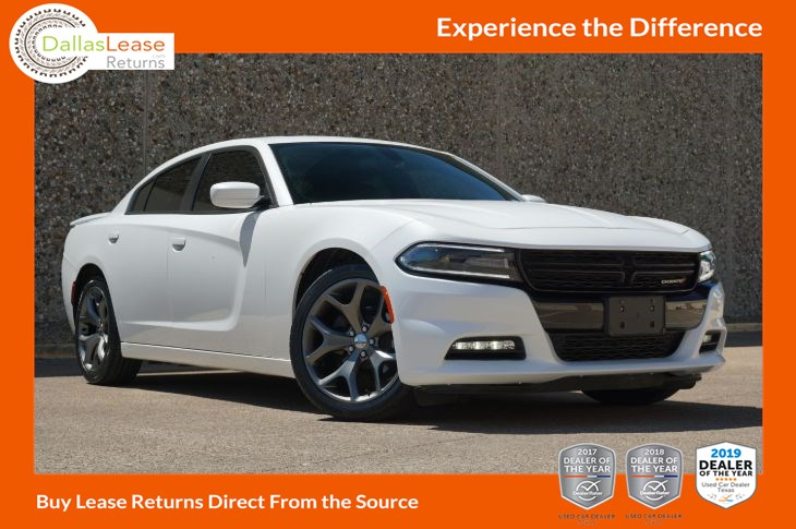 2015 Dodge Charger SXT Plus Ralleye