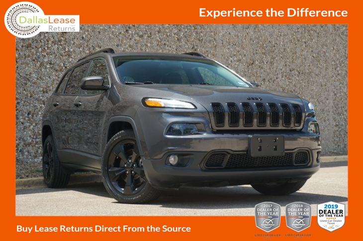 2016 Jeep Cherokee Latitude - D&M Leasing