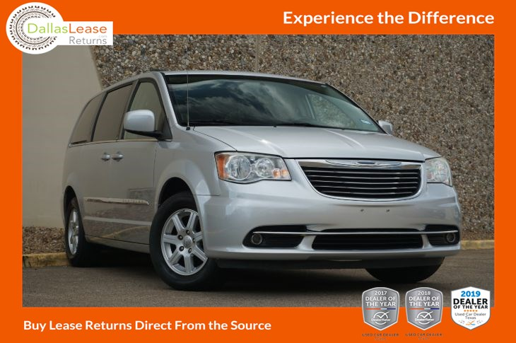 2012 Chrysler Town & Country Touring