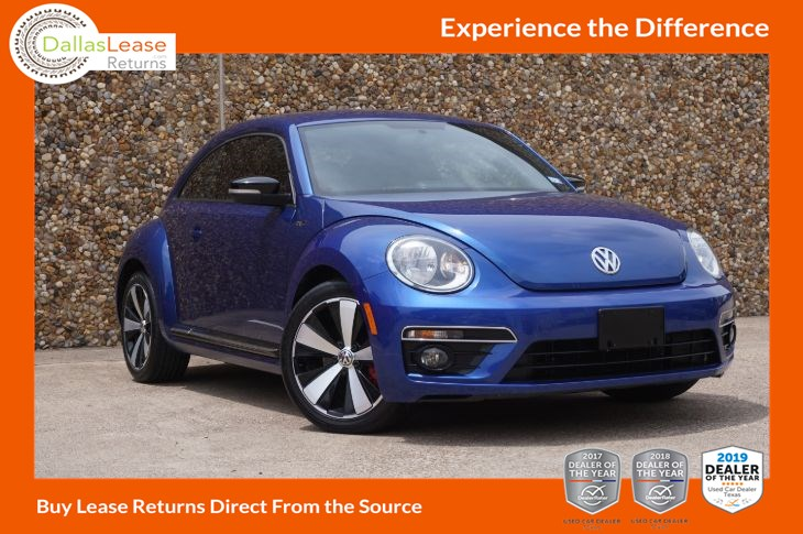 2014 Volkswagen Beetle Coupe 2.0T Turbo