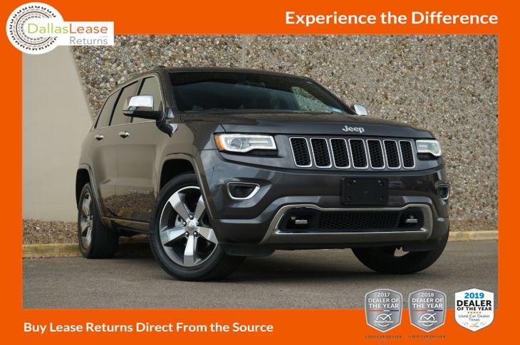 2016 Jeep Grand Cherokee Overland >> 2016 Jeep Grand Cherokee Overland D M Leasing