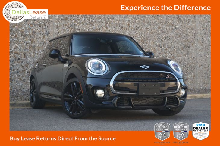 Mini Cooper Dallas >> 2015 Mini Cooper Hardtop S Dallas Lease Returns
