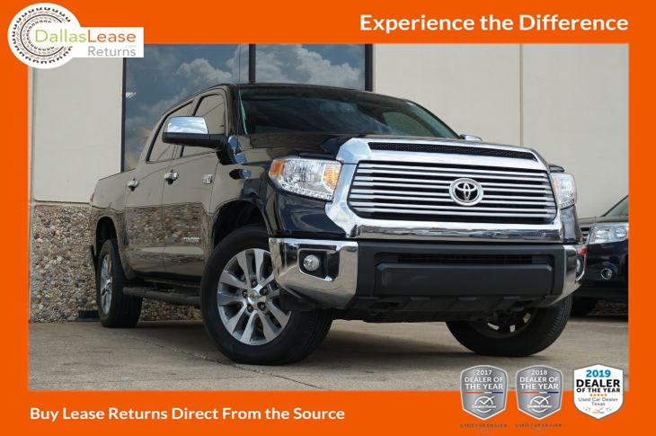 2016 Toyota Tundra 4WD Truck Limited