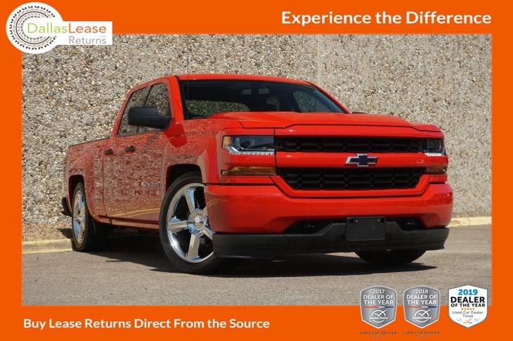 Sold 2016 Chevrolet Silverado 1500 Custom In Dallas