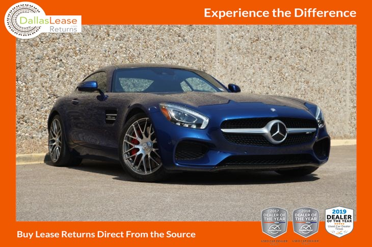 2016 Mercedes-Benz AMG GT S 2dr Cpe