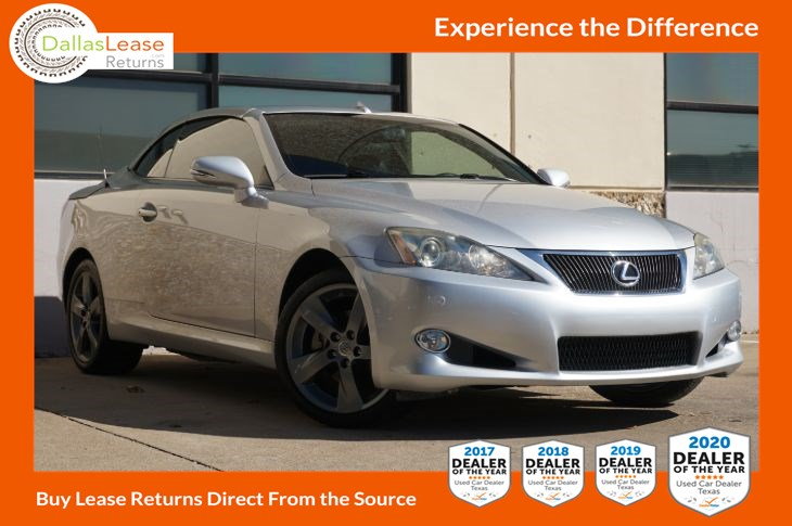 2010 Lexus IS 250C