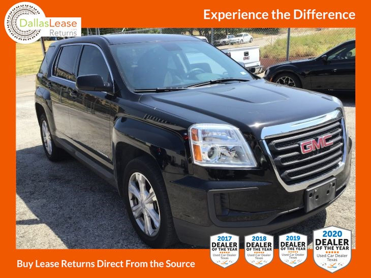 Used 2017 Gmc Terrain Sle In Dallas