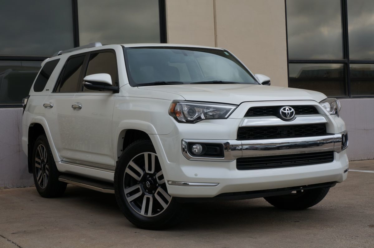 Sold 2018 Toyota 4runner Limited In Dallas