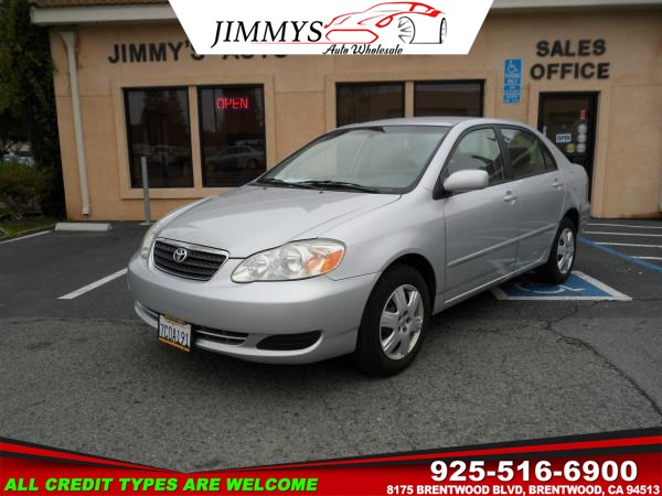 sold 2006 toyota corolla le in brentwood rh jimmysautowholesale com 2006 toyota corolla owners manual pdf 2005 toyota corolla user manual