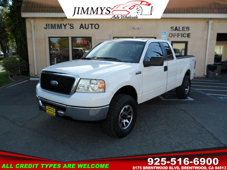 2008 Ford F 150 Xlt Jimmys Auto Wholesale