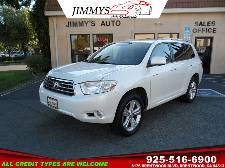 Used 2008 Toyota Highlander Limited In Brentwood
