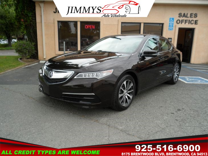 Used Acura for Sale in Brentwood, CA - Jimmys Auto Wholesale