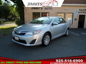 View 2012 Toyota Camry Hybrid