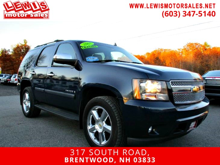 2007 Chevrolet Tahoe LT Leather