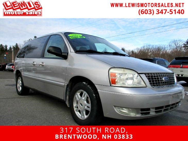 2005 Ford Freestar Wagon SEL