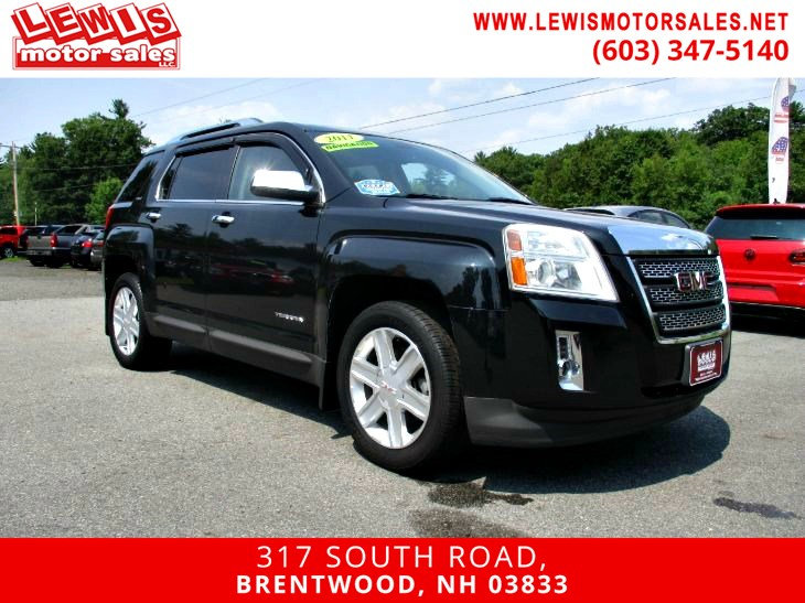 2011 GMC Terrain SLT-2 Navigation Leather