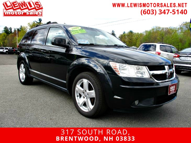 2009 Dodge Journey SXT AWD Moonroof HTD Seats