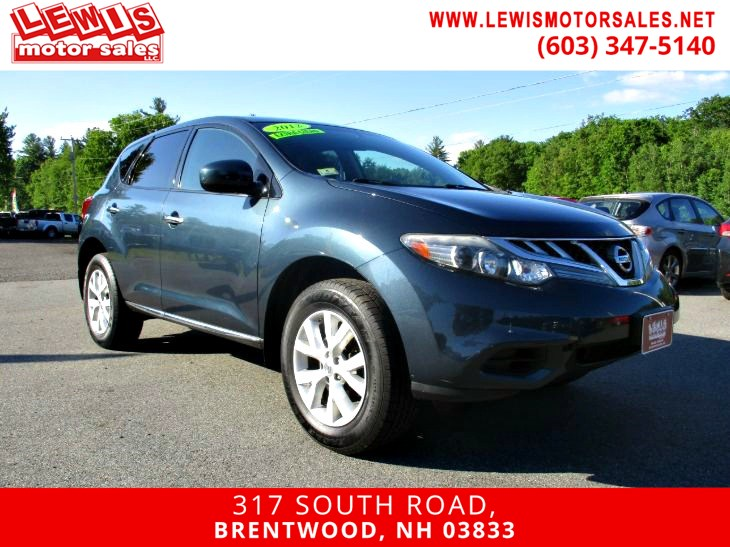 2012 Nissan Murano S Full Power Extra Clean