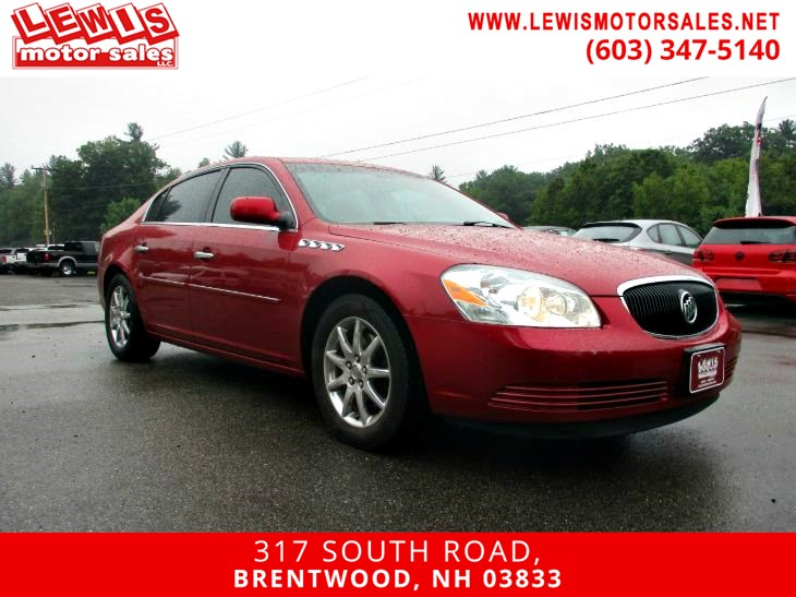 2006 Buick Lucerne CXL Heated Leather Moonroof