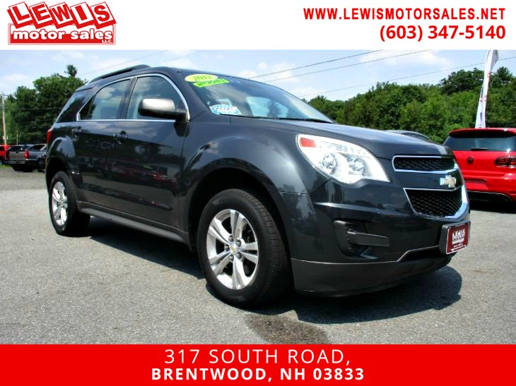 2012 Chevrolet Equinox LS Full Power One Owner