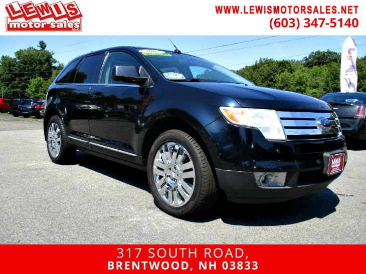 2008 Ford Edge Limited Heated Leather Roof